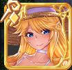麦わら帽の魔女カリオペ