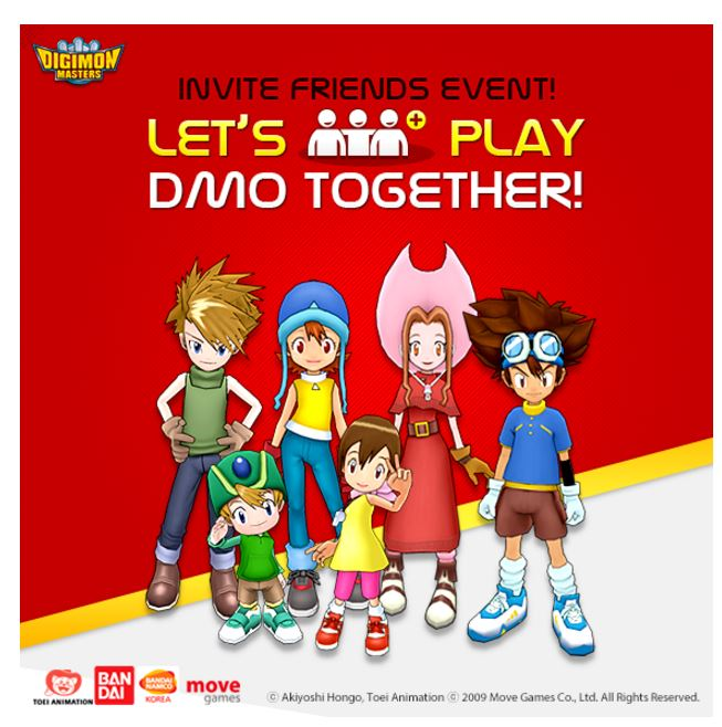 Lets play digimon masters with friends digimon masters online negle Images