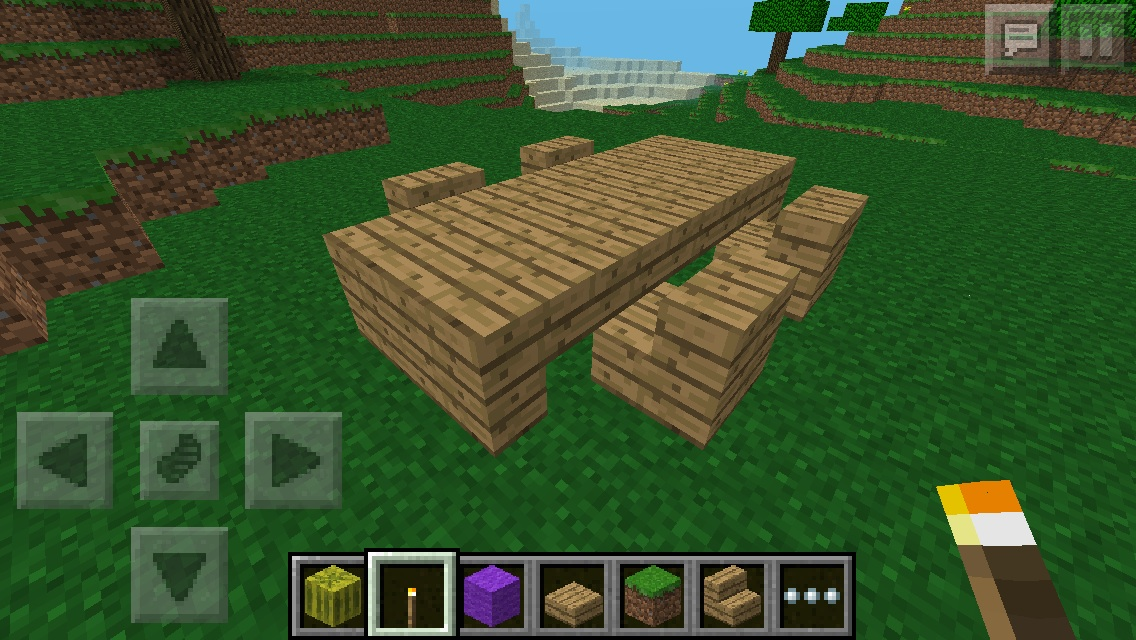 Mcpe Furniture Mod More Furniture Mod For Minecraft Pe Mcpe Box Villagers Mod Minecraft Pe
