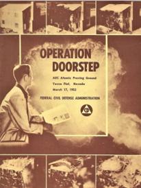 オペレーションドアステップ(1953)
