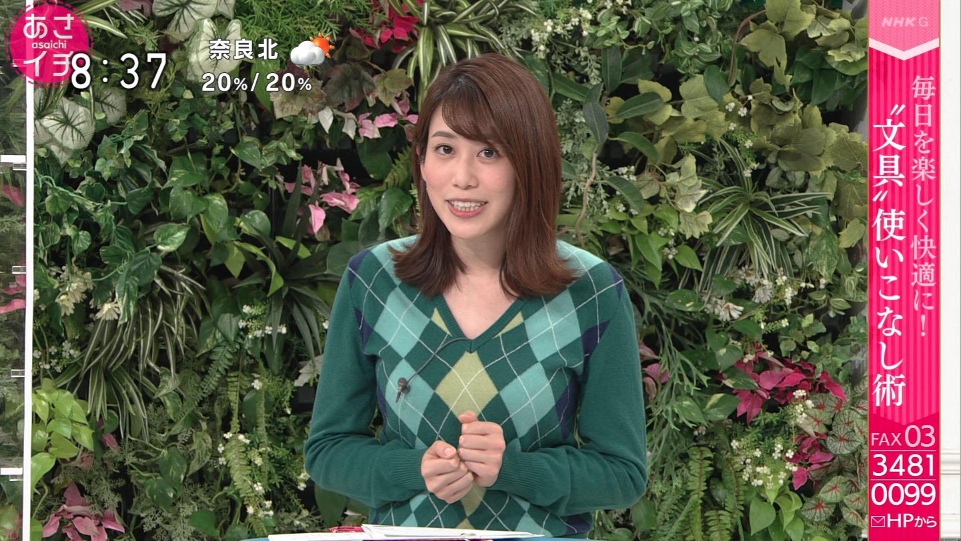 2020/12 中川安奈