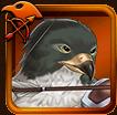 隼翼の鳥人弓士