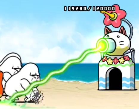 『にゃんこ大戦争』がアップデート!にゃんこ城が生まれ変わる!! | Appliv Games