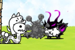 にゃんこ大戦争大狂乱のネコ