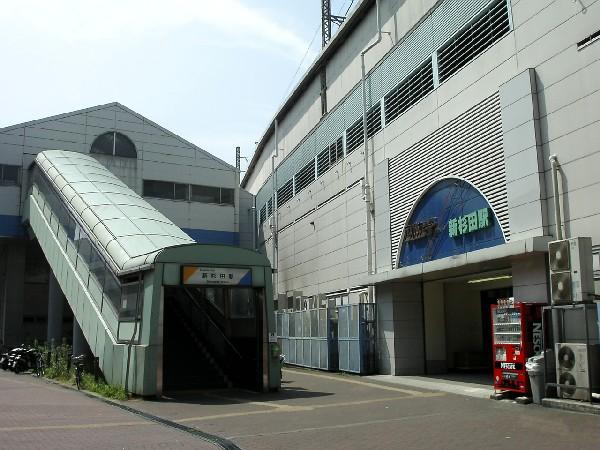 新杉田駅 - 駅wiki - Seesaa Wik...