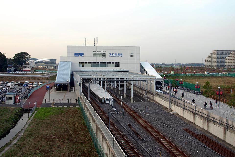 「浦和美園駅」の画像検索結果