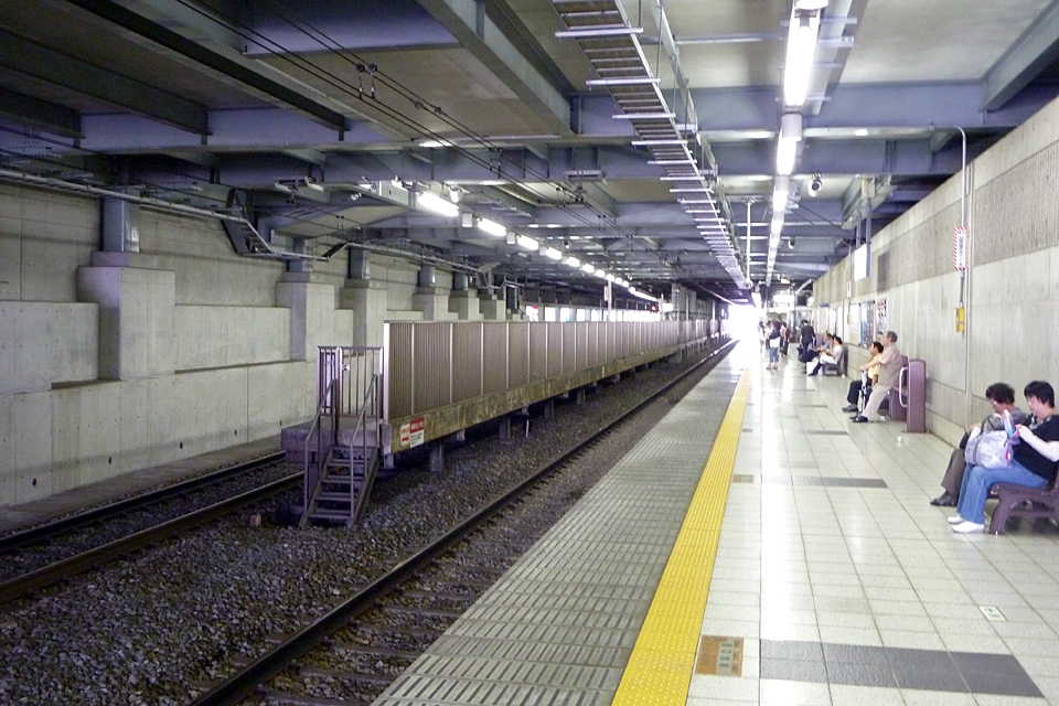 「仙川駅 ホーム」の画像検索結果