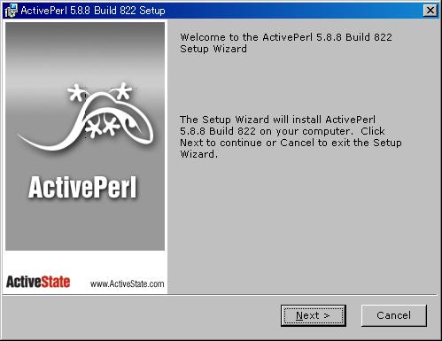 ActivePerl-5 8 8 822のインストール - EverQuest Emulator Wiki