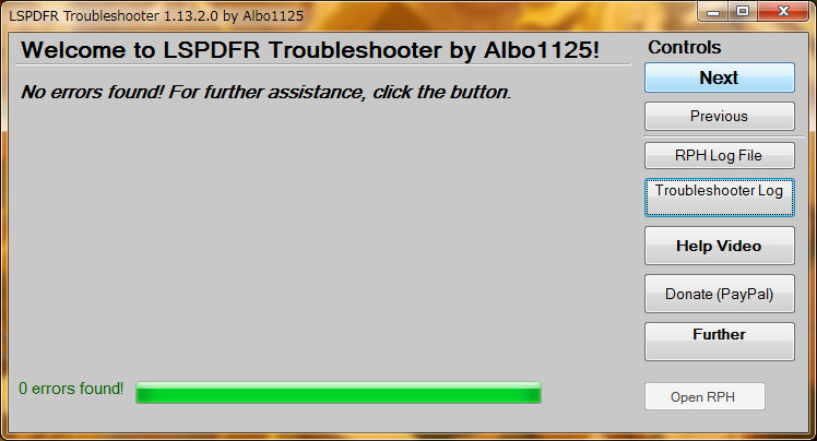 Lspdfr troubleshooter 0 4 | HOW TO INSTALL LSPDFR 0 4