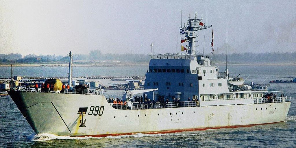 073-III型揚陸艦(ユデン型/玉登...