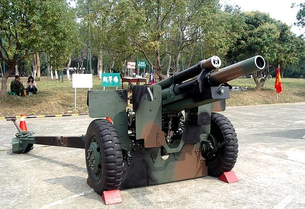M101 105mm榴弾砲 - M101 howitz...
