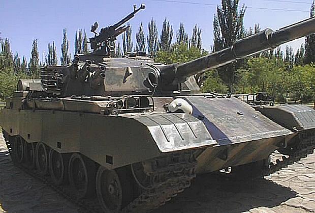 85-II式戦車(風暴II型/WZ-1227F...