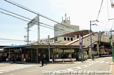 大和西大寺駅 - 関西の鉄道車両...