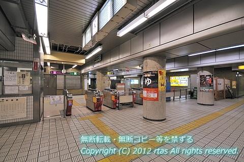 谷町四丁目駅 - 関西の鉄道車両...