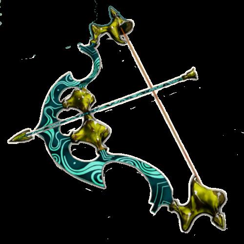 オリハルコンの弓