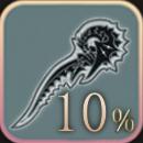 ブレイブ・タトゥー+10%