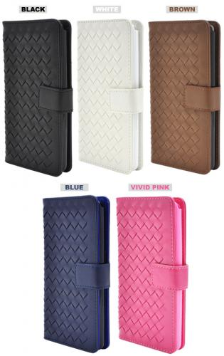5add3d510a AS 全5色 ラティスデザイン 手帳型 卓上スタンドケース - iphoneカバー ...