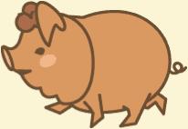 ランド 養豚 レース mix 場